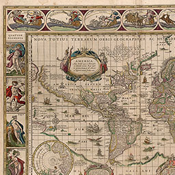 The seven wonders of the world maps as art using digital media to the seven wonders of the world overviewback to beginning hide map gumiabroncs Choice Image